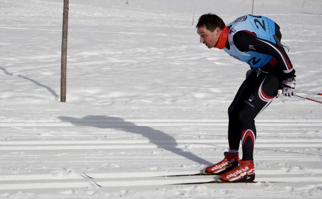 grattis med nye felle ski