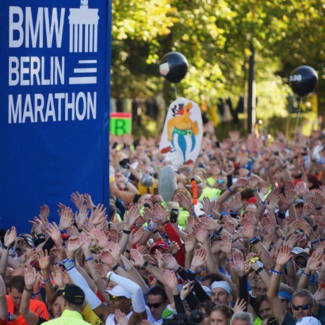 Bli med til Berlin Marathon siste helgen i september 2019!